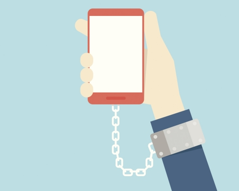 mobile-addiction-phone-chained-is-181596174