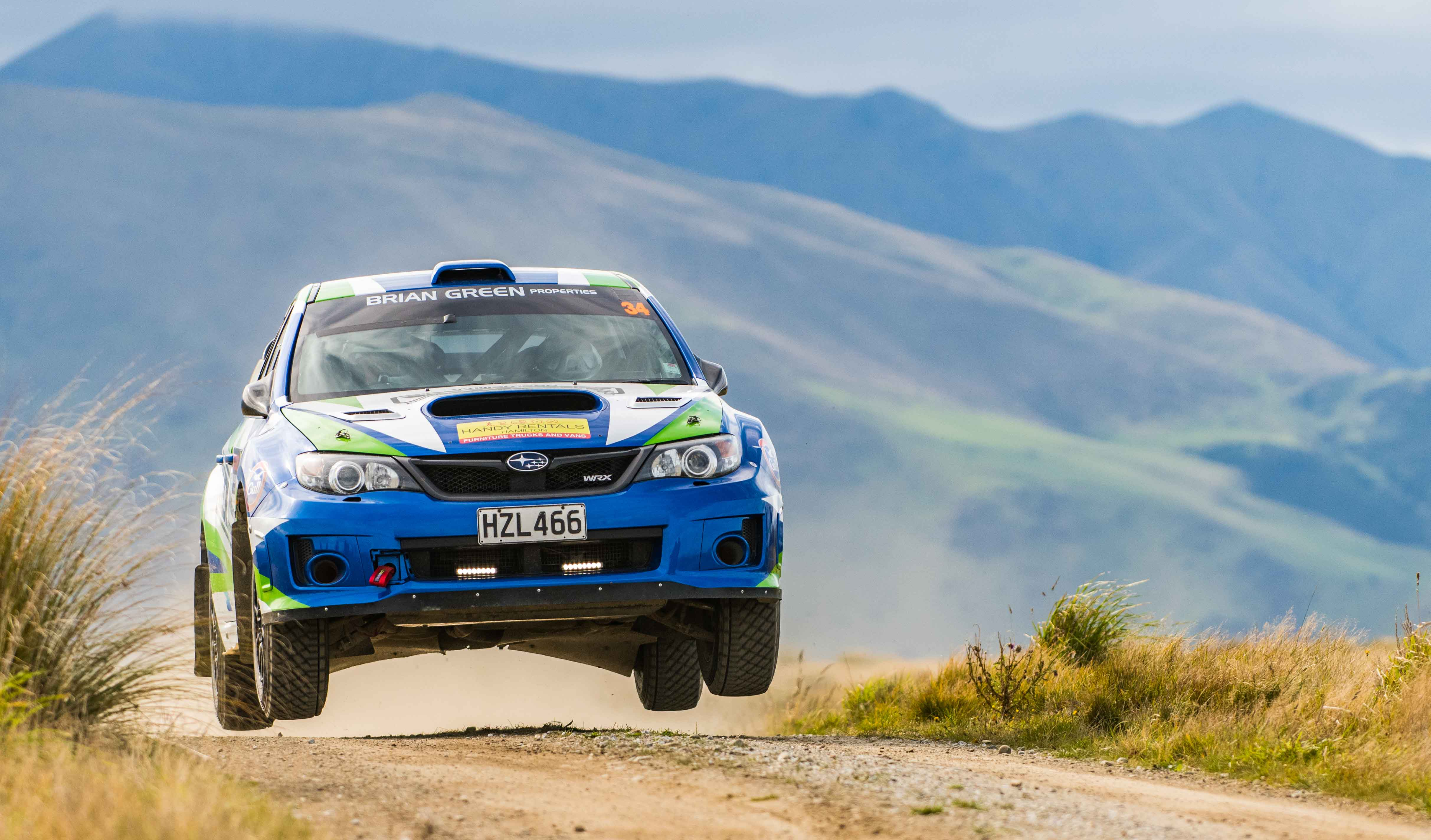 Waitetuna's Jack Williamson will be racing in the Subaru R4.