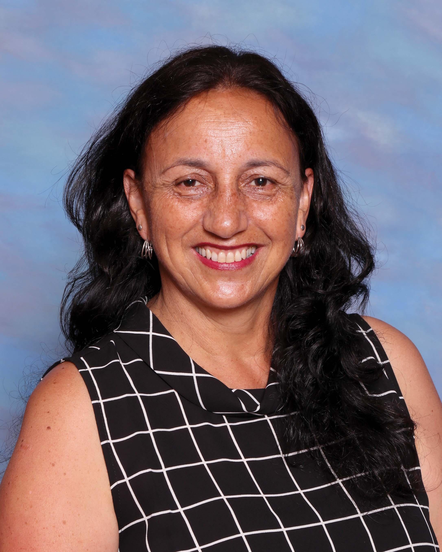 New principal Louisa Barham.
