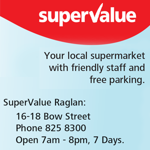 SUPERVALUE RAGLAN