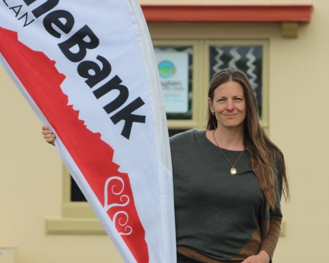 Anna Cunningham has recently joined the Time Bank team.